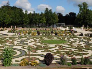 Vernieuwde tuinen paleis het Loo