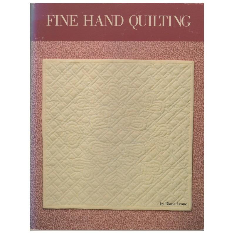 Boek Fine Hand Quilting