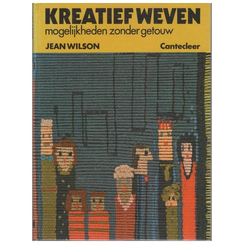 Boek Kreatief Weven