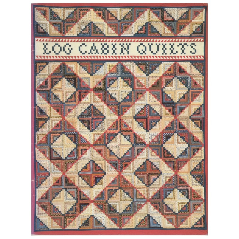 Boek Log Cabin Quilts