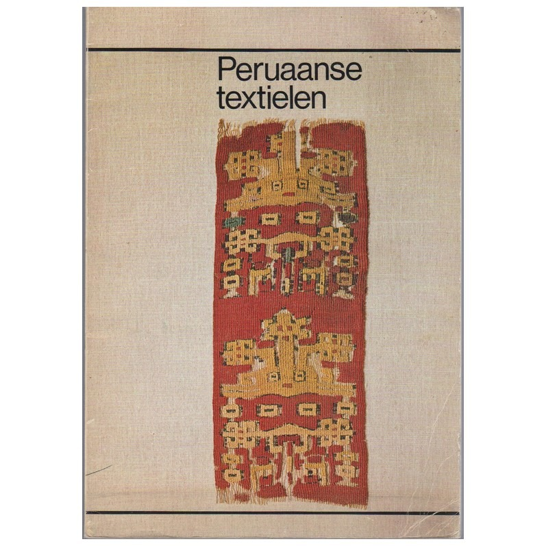 Boek Peruaanse textielen