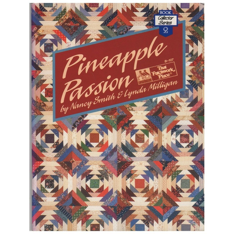 Boek Pineapple Passion