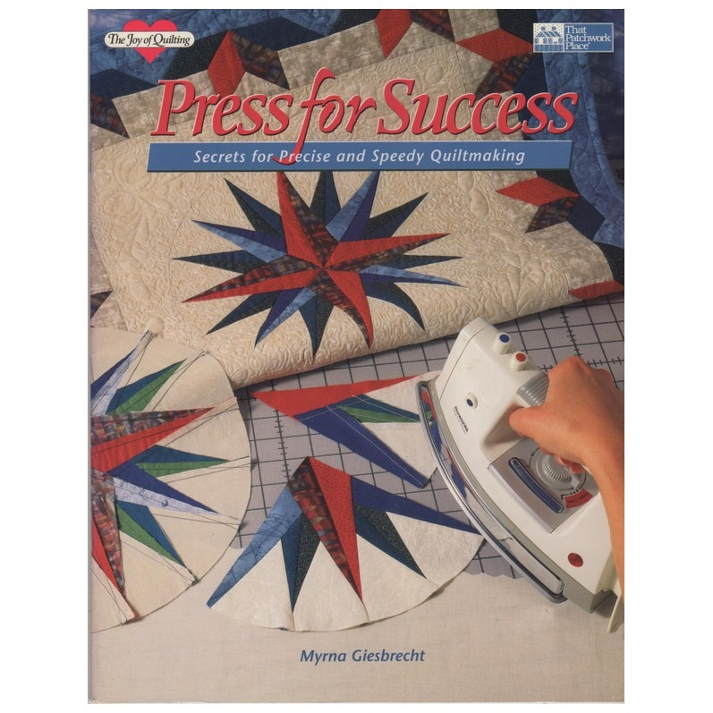Boek Press for success