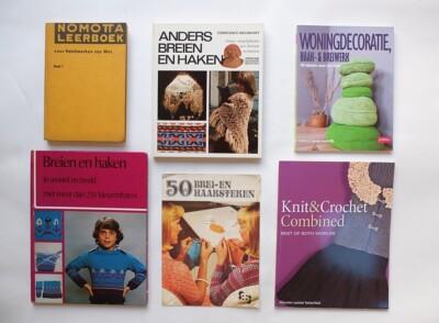 Haken en breien boeken