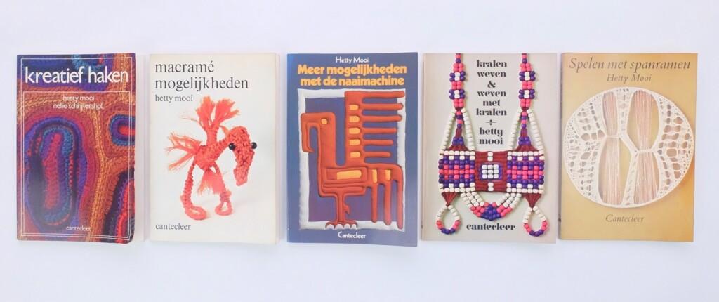 Boeken van Hetty Mooi