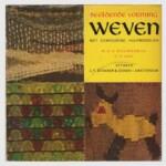 Boekje Beeldende vorming Weven