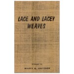 Boekje Lace and Lacey Weaves