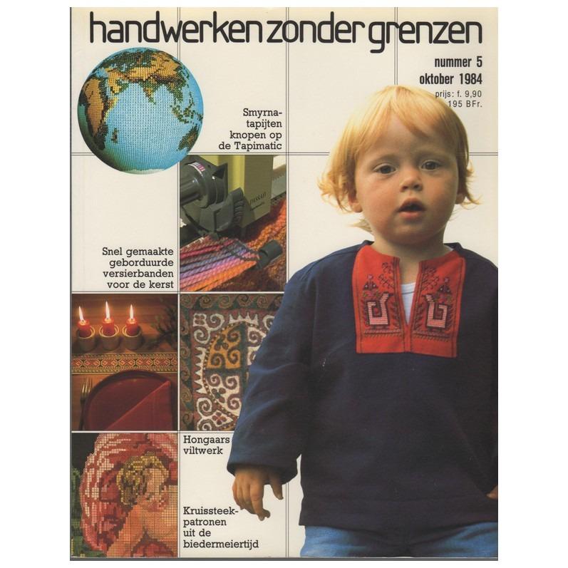 Handwerken zonder grenzen 1984-5