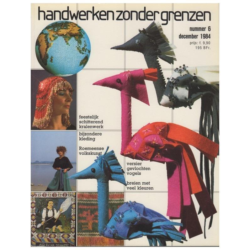 Handwerken zonder grenzen 1984-6
