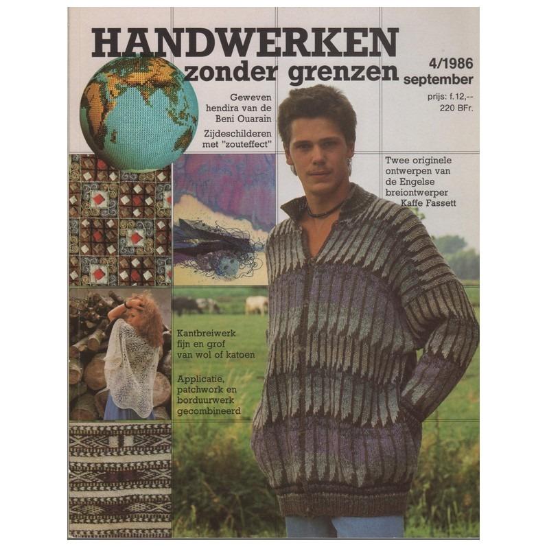 Handwerken zonder grenzen 1986-4