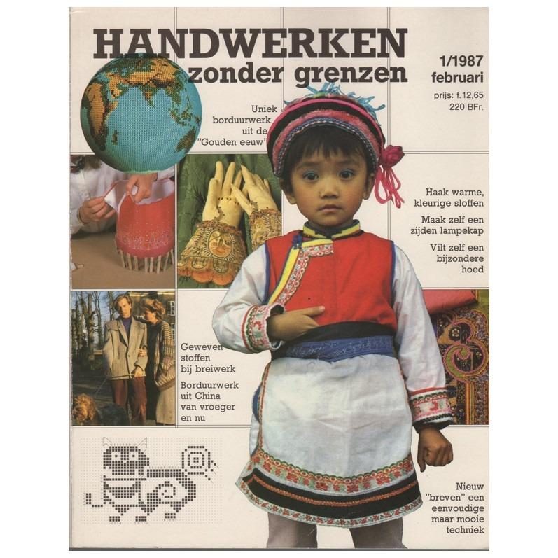Handwerken zonder grenzen 1987-1