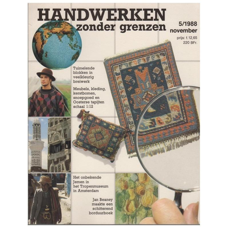 Handwerken zonder grenzen 1988-5