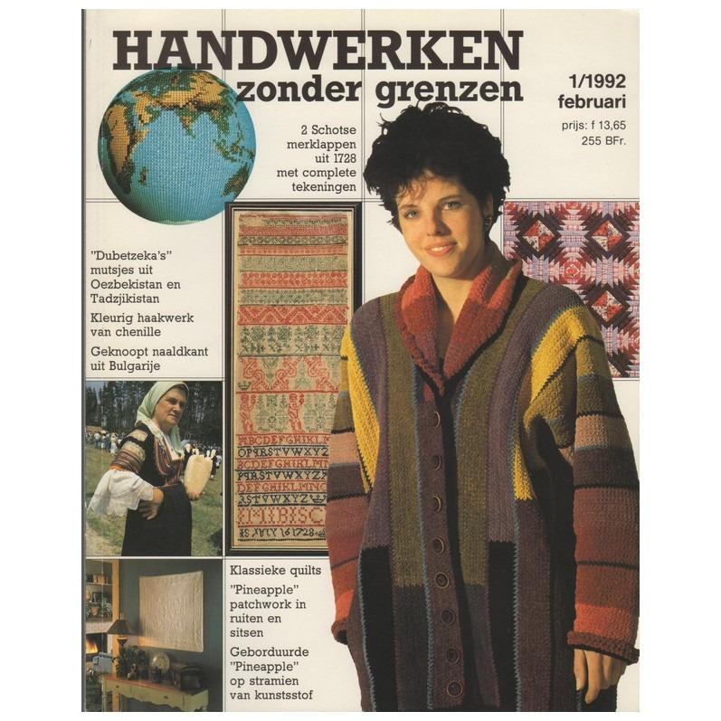 Handwerken zonder grenzen 1992-1