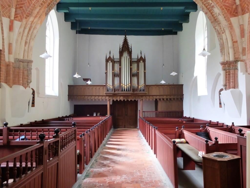 Hervormde kerk in Westeremden