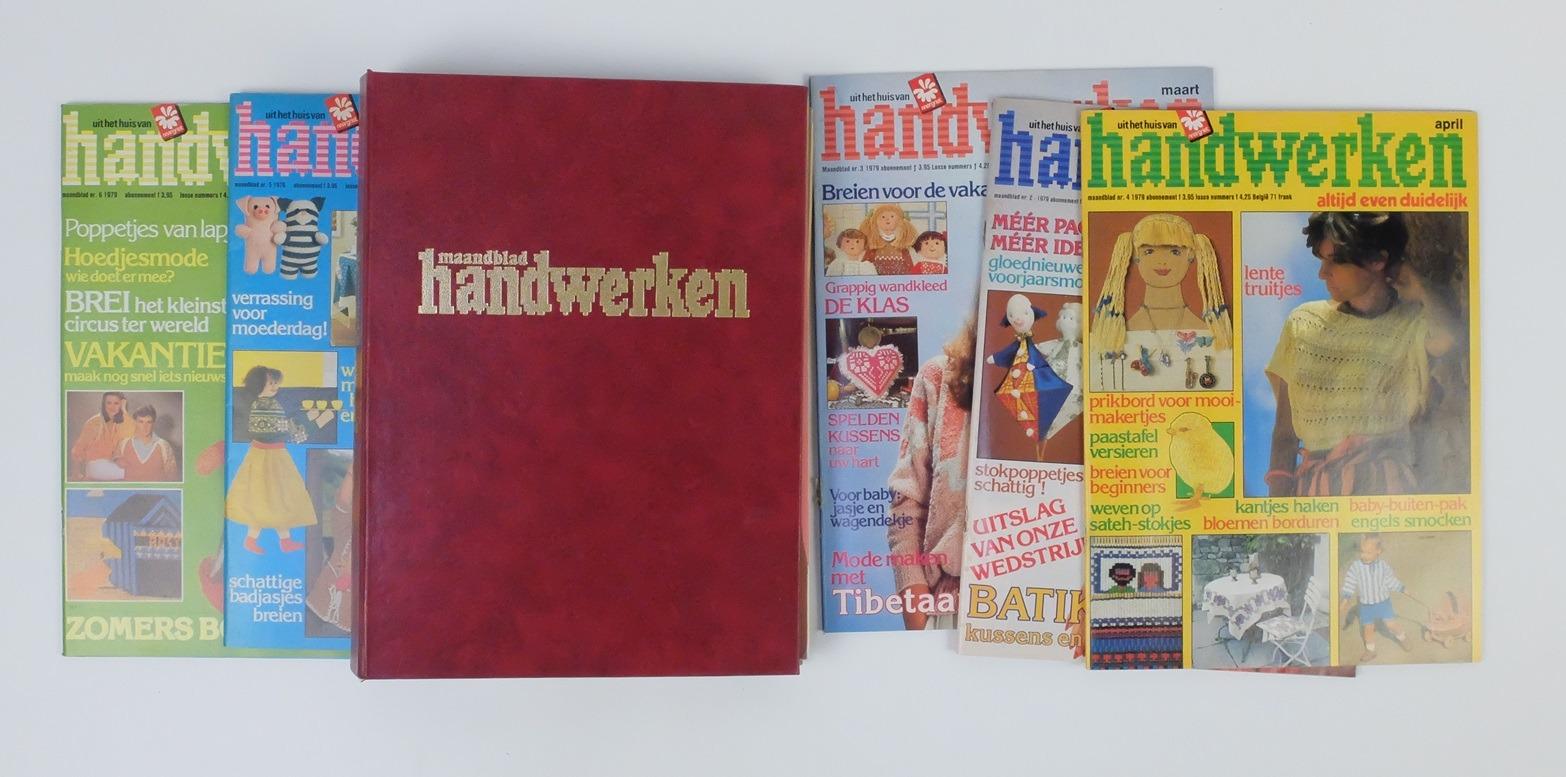 Jaargang Handwerken 1979