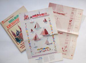 Patroon Mies Bloch oude schepen