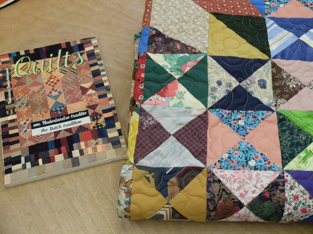 Quilt door Bep Hoogerbrugge