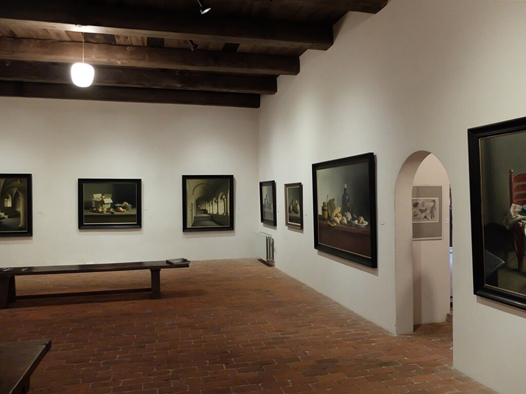 Schilderijen in Museum Helmantel
