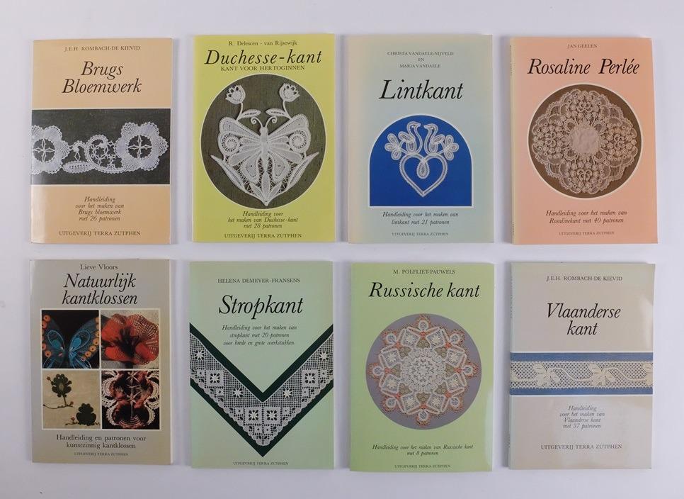 Acht boeken over kant