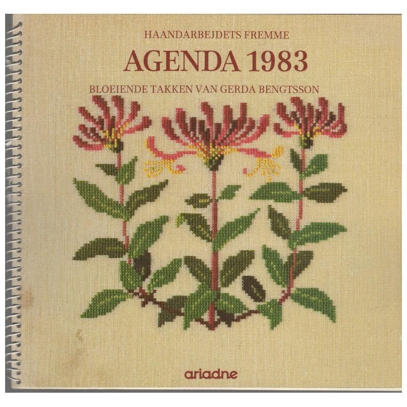 Agenda Haandarbejdets Fremme 1983