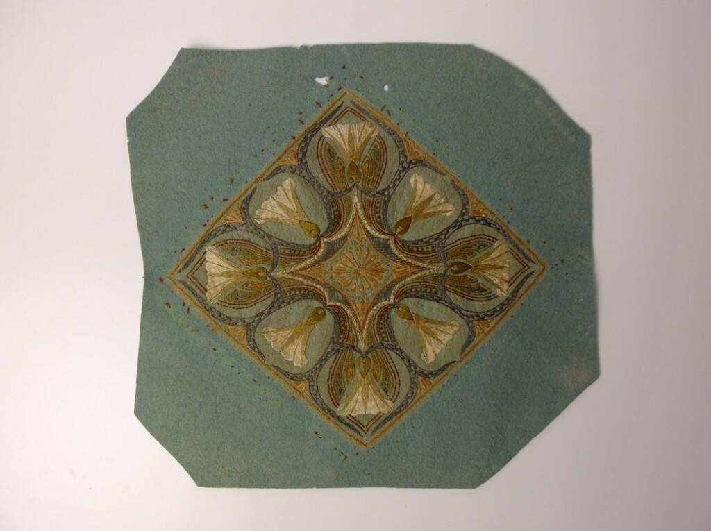 Antiek borduurwerkje