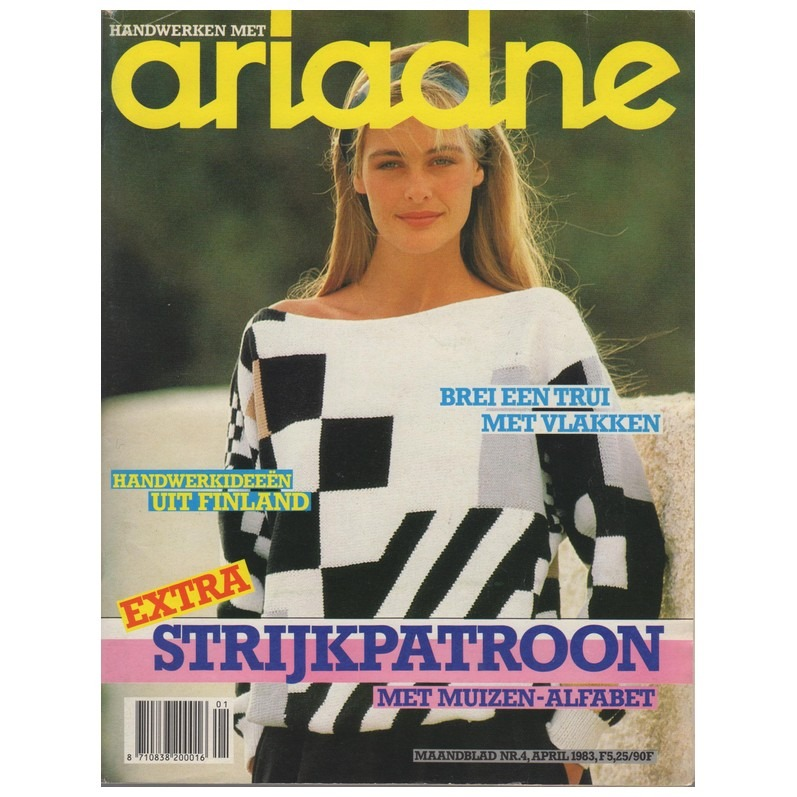 Ariadne april 1983