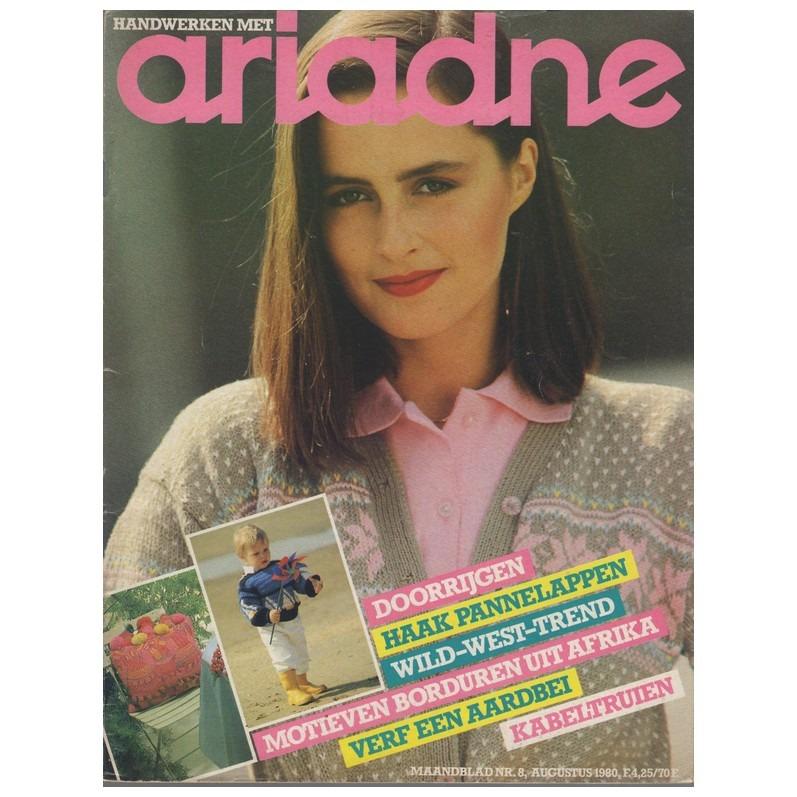 Ariadne augustus 1980