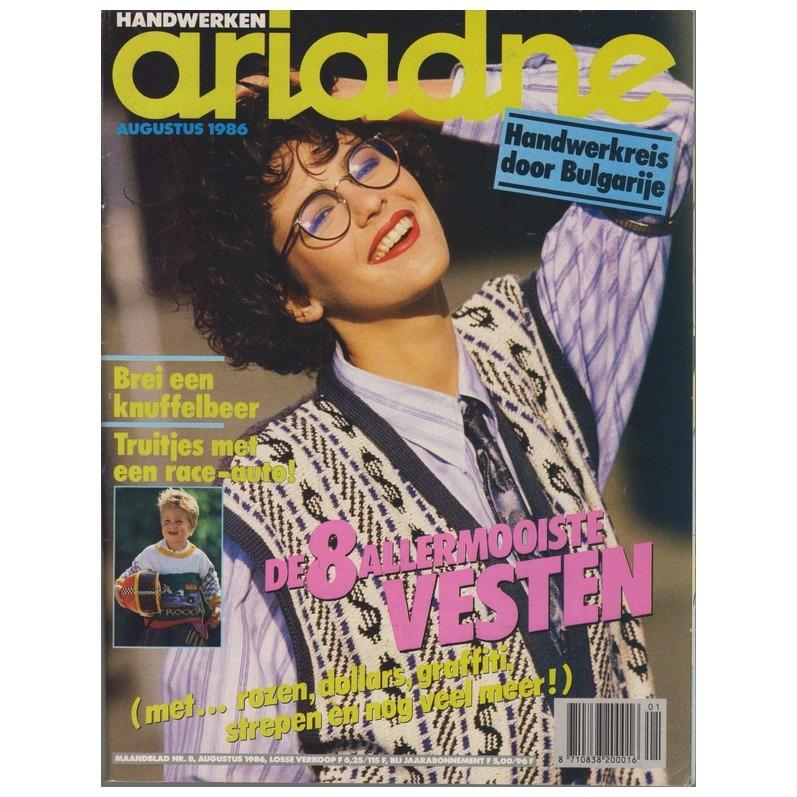 Ariadne augustus 1986