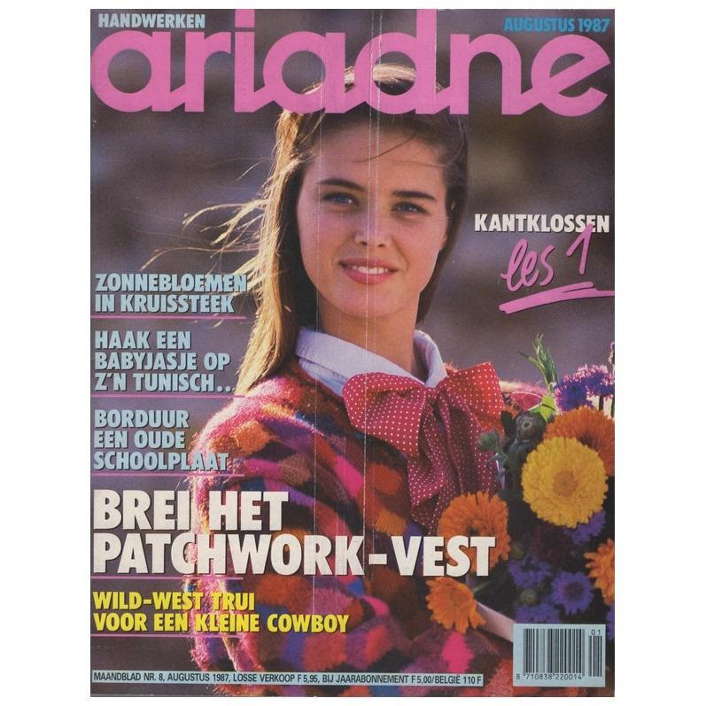 Ariadne juli 1987