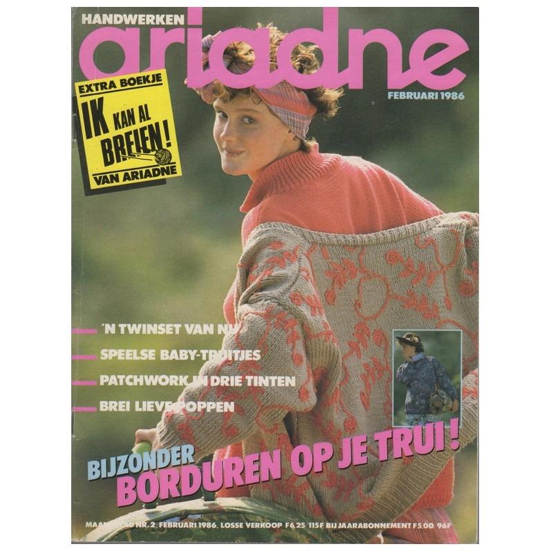Ariadne februari 1986