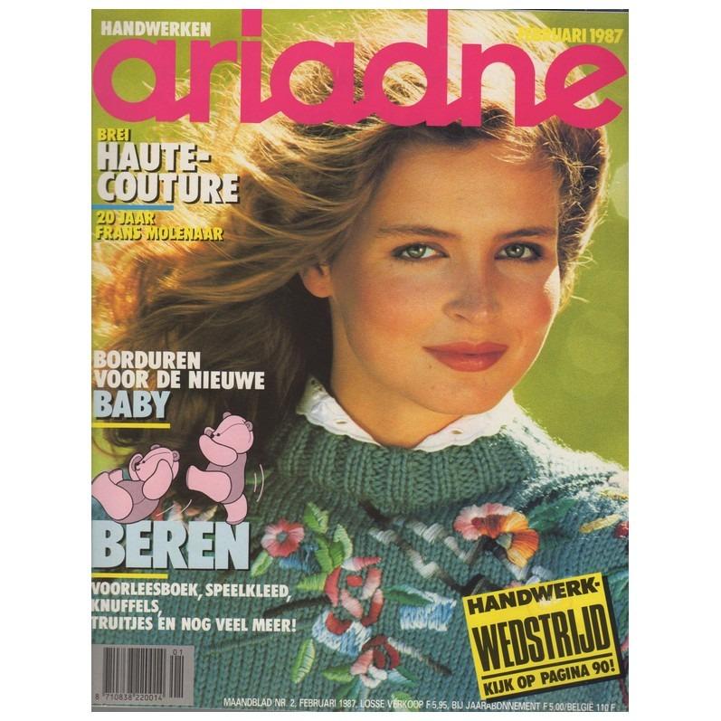 Ariadne feburari 1987