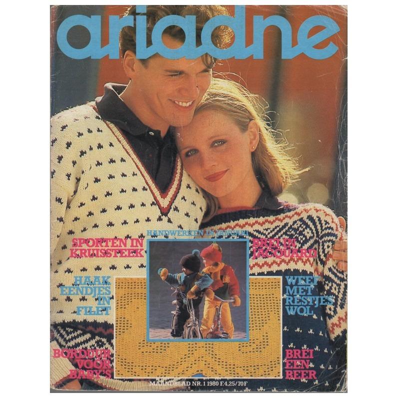 Ariadne januari 1980