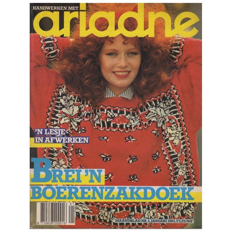 Ariadne januari 1983