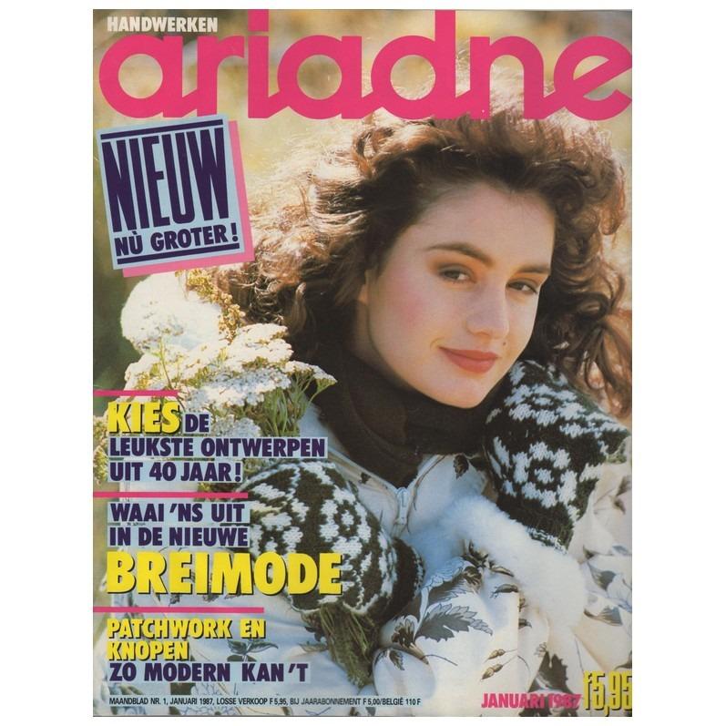 Ariadne januari 1987