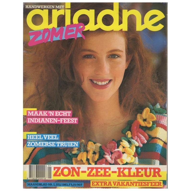 Ariadne juli 1983