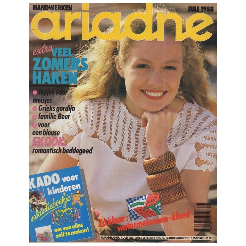 Ariadne juli 1988