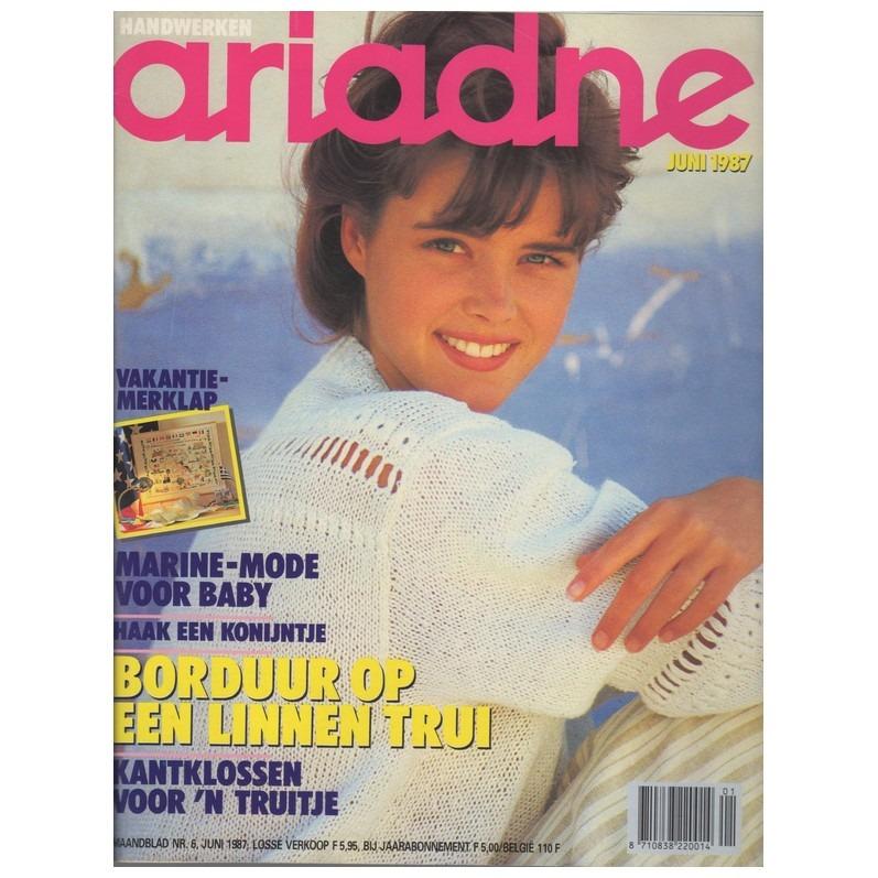 Ariadne juni 1987