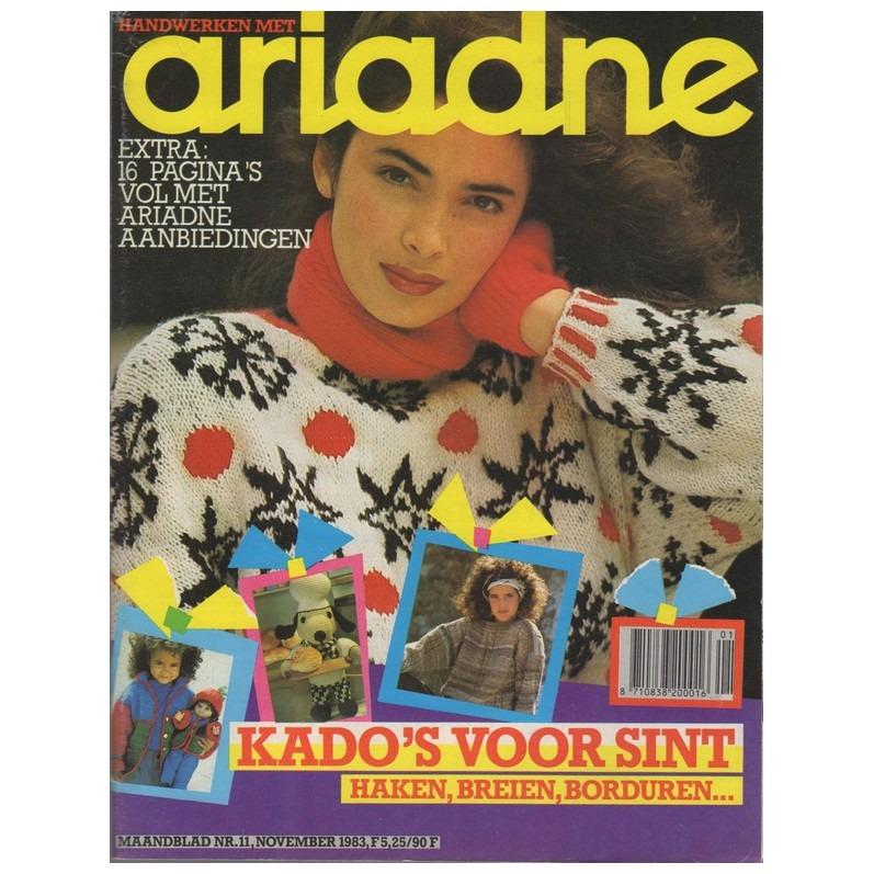 Ariadne november 1983