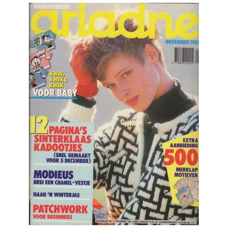 Ariadne november 1987