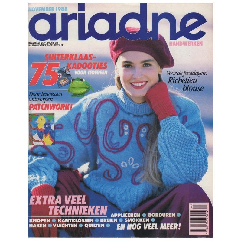 Ariadne november 1988