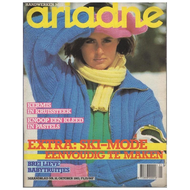 Ariadne oktober 1983