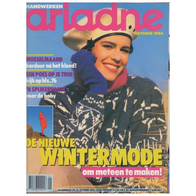 Ariadne oktober 1986