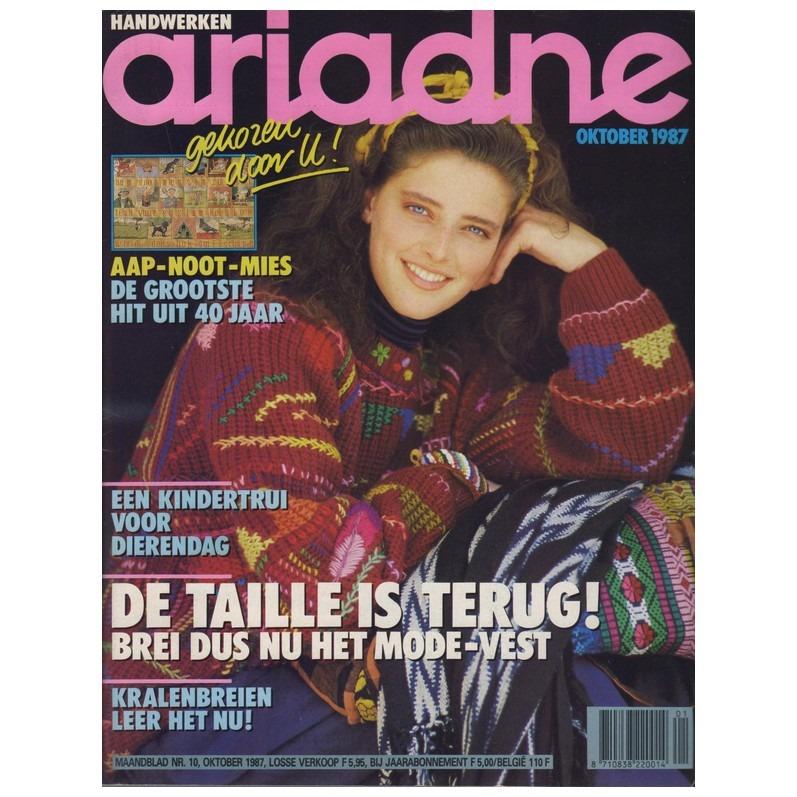 Ariadne oktober 1987