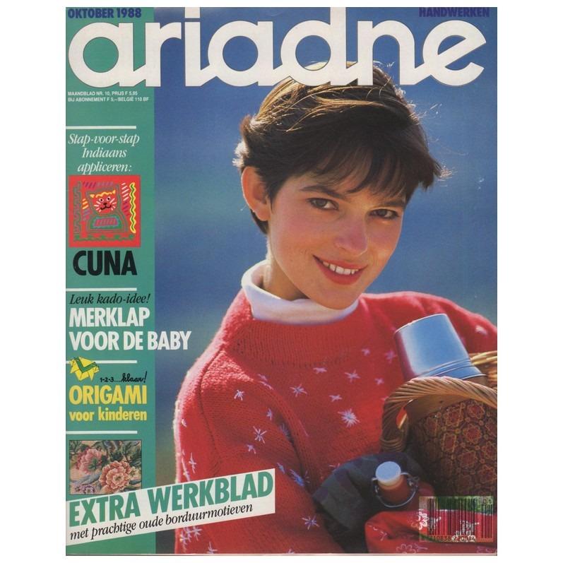 Ariadne oktober 1988