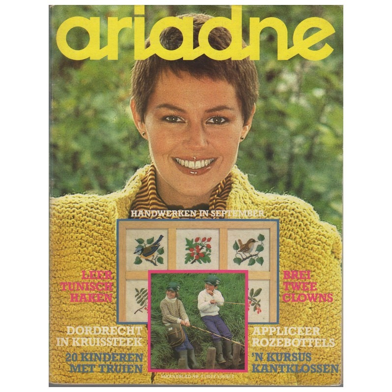 Ariadne september 1979
