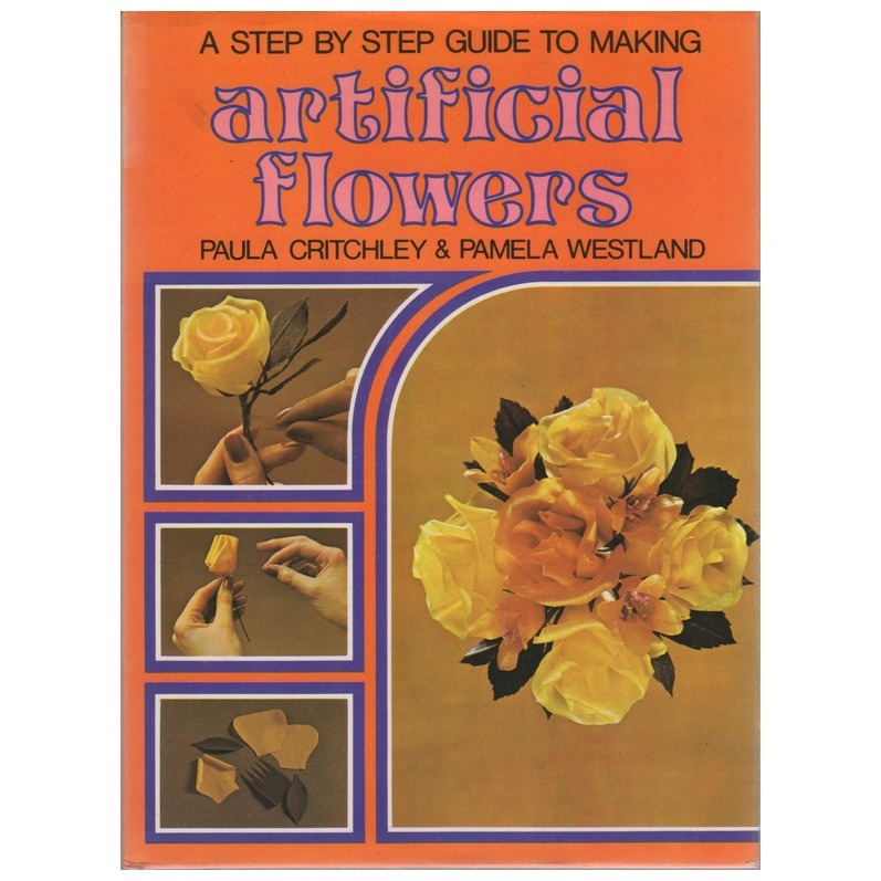 Boek Artificial Flowers
