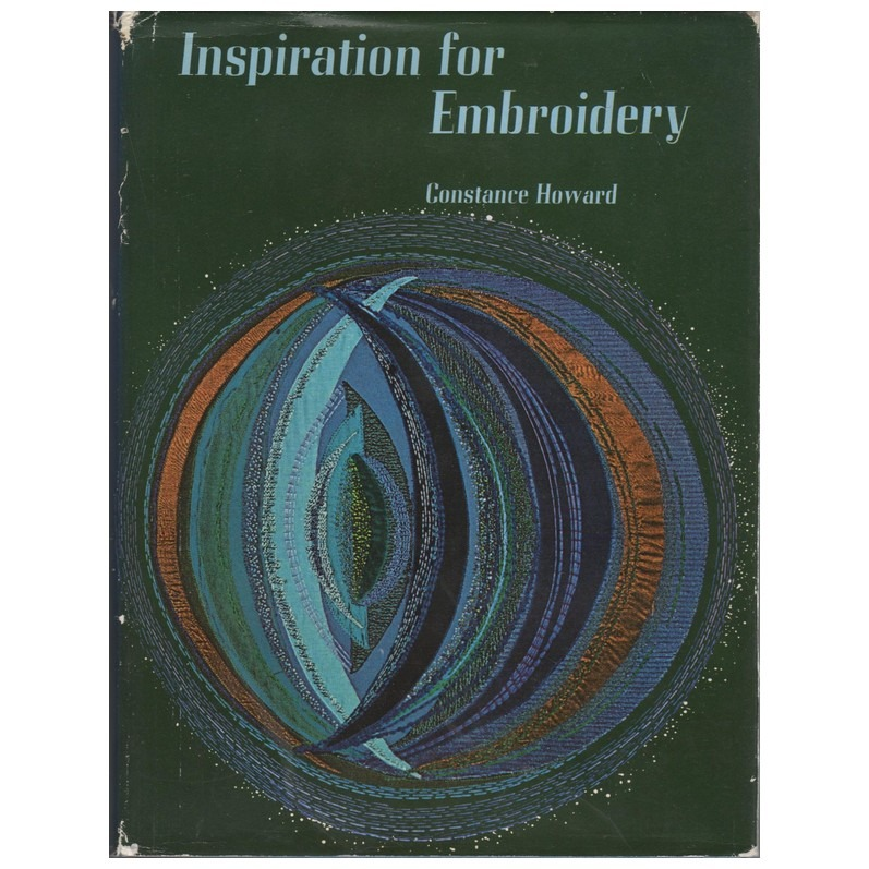 Boek Inspiration for Embroidery