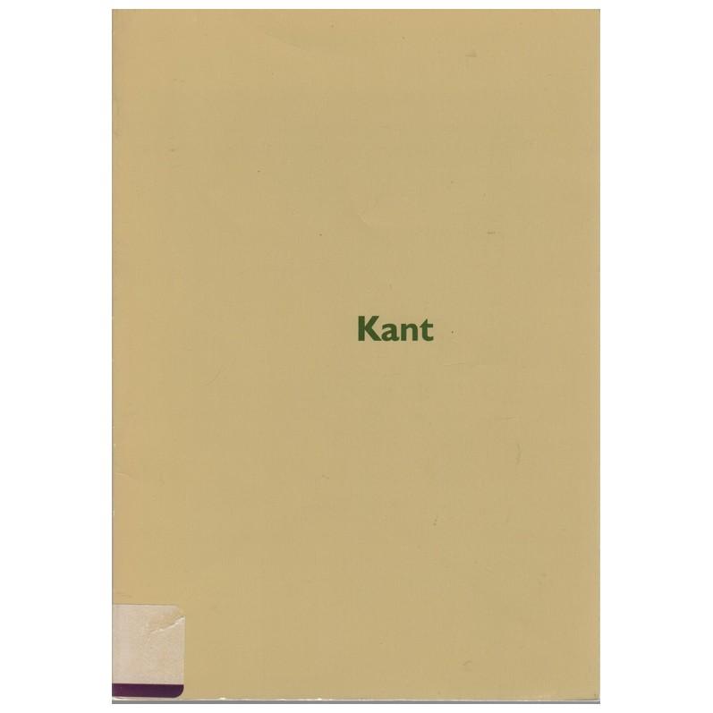 Boek Kant