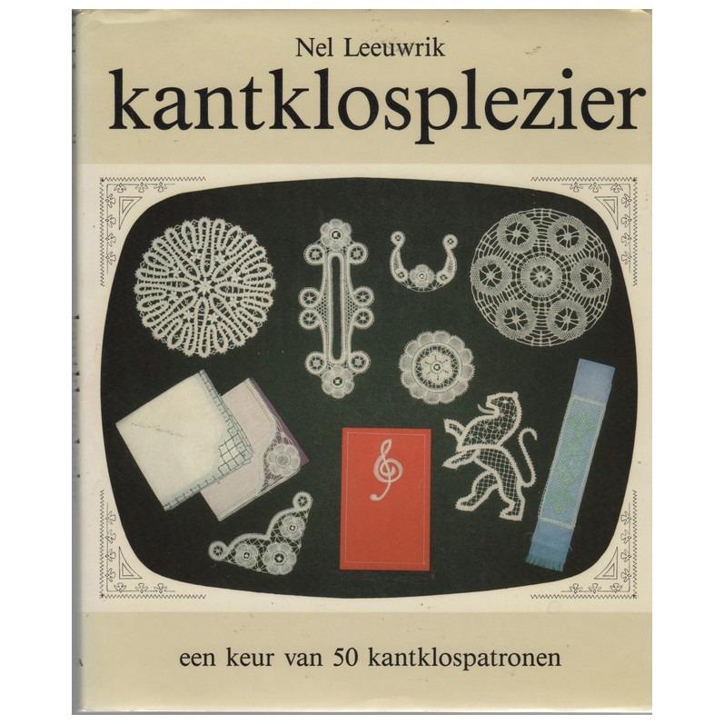 Boek Kantklosplezier