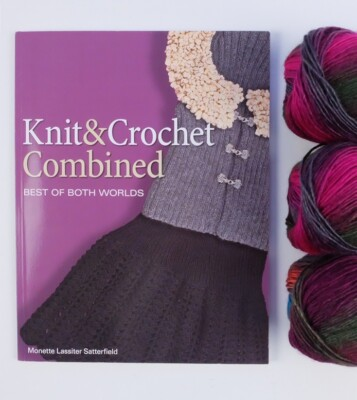 Boek Knit and Crochet combined
